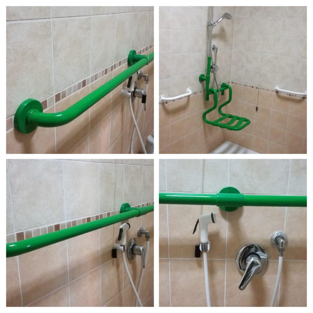 I bagni dopo la ristrutturazione